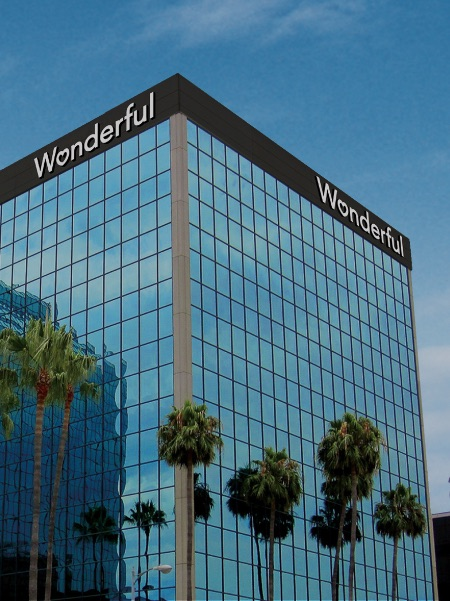 Wonderful's Los Angeles HQ Building